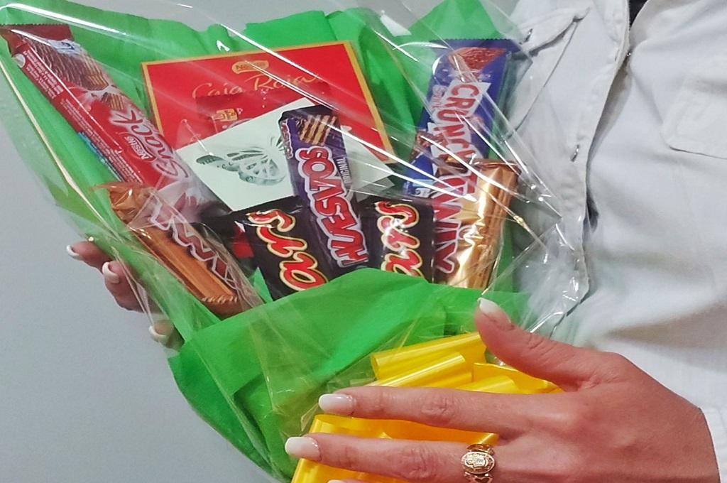 Ramo chocolate 27€