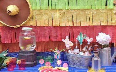 Como preparar una fiesta mexicana fácil y rápido