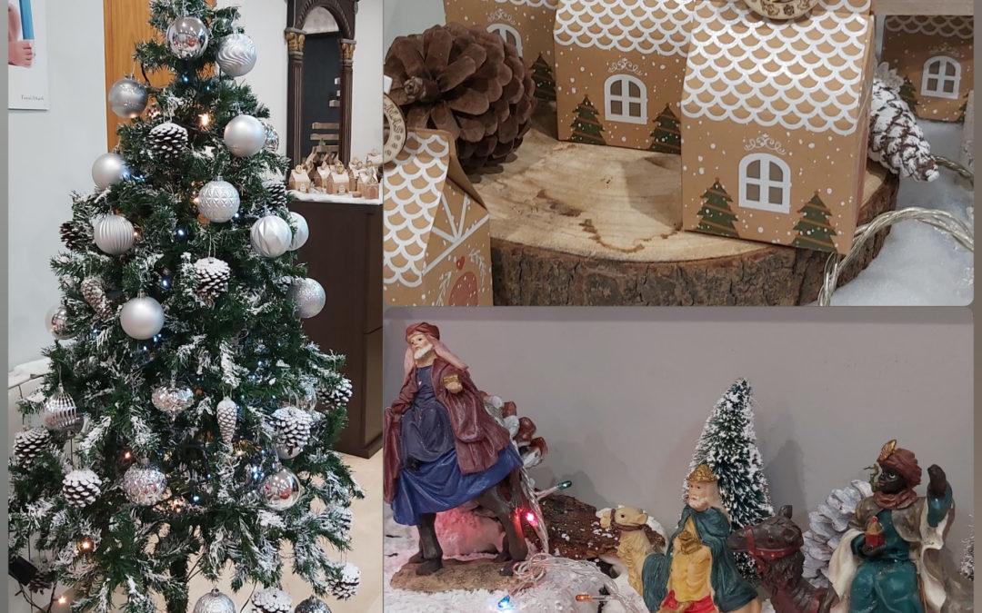 Decoración fácil de Navidad en casa